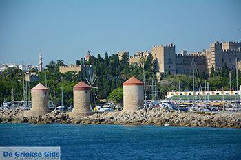 Rhodos stad Rhodos - Rhodos Dodecanese - Foto 1495 - Foto van De Griekse Gids