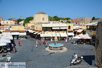 Rhodos stad Rhodos - Rhodos Dodecanese - Foto 1738 - Foto van De Griekse Gids