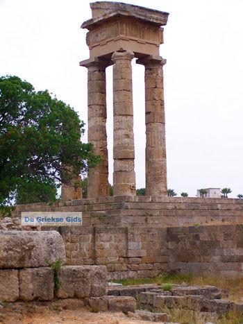 Akropolis Ialyssos Rhodos Griekenland - De Griekse Gids foto 2 - Foto van De Griekse
