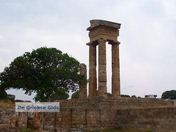 GriechenlandWeb.de Akropolis Ialyssos Rhodos Griechenland - GriechenlandWeb.de foto 3 - Foto De Griekse