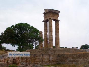 Akropolis Ialyssos Rhodos Griekenland - De Griekse Gids foto 4 - Foto van De Griekse