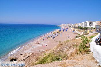 Bij Ixia Rhodos en Rhodos stad aan de westkust | foto 6 - Foto van De Griekse
