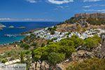 Lindos Rhodos - Dodecanese -  Foto 8 - Foto van De Griekse Gids