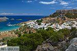 Lindos Rhodos - Dodecanese -  Foto 12 - Foto van De Griekse Gids