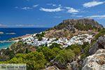 Lindos Rhodos - Dodecanese -  Foto 15 - Foto van De Griekse Gids