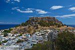 Lindos Rhodos - Dodecanese -  Foto 18 - Foto van De Griekse Gids