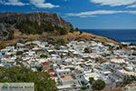 Lindos Rhodos - Dodecanese -  Foto 22 - Foto van De Griekse Gids