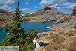 Lindos Rhodos - Dodecanese -  Foto 32 - Foto van De Griekse Gids