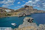 Lindos Rhodos - Dodecanese -  Foto 34 - Foto van De Griekse Gids