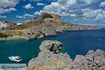 Lindos Rhodos - Dodecanese -  Foto 35 - Foto van De Griekse Gids