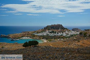 Lindos Rhodos - Dodecanese -  Foto 1 - Foto van De Griekse Gids