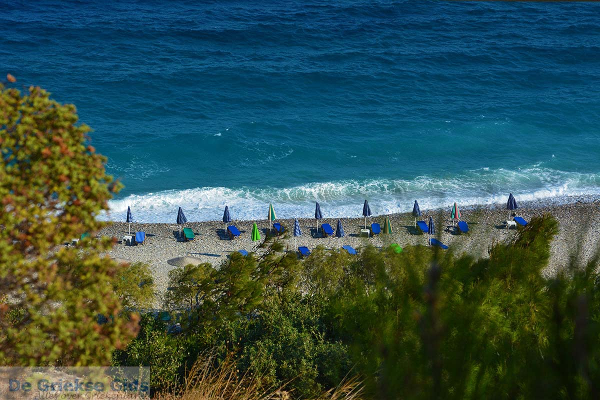 foto Strand Tsambou bij Avlakia Samos en Kokkari Samos | foto 4
