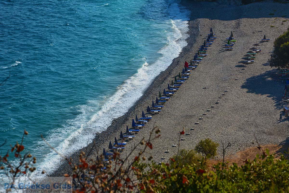 foto Strand Tsambou bij Avlakia Samos en Kokkari Samos   foto 7