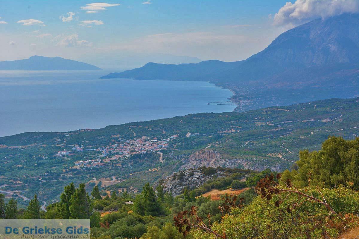foto Baai Marathokampos Samos | Griekenland | Foto 3