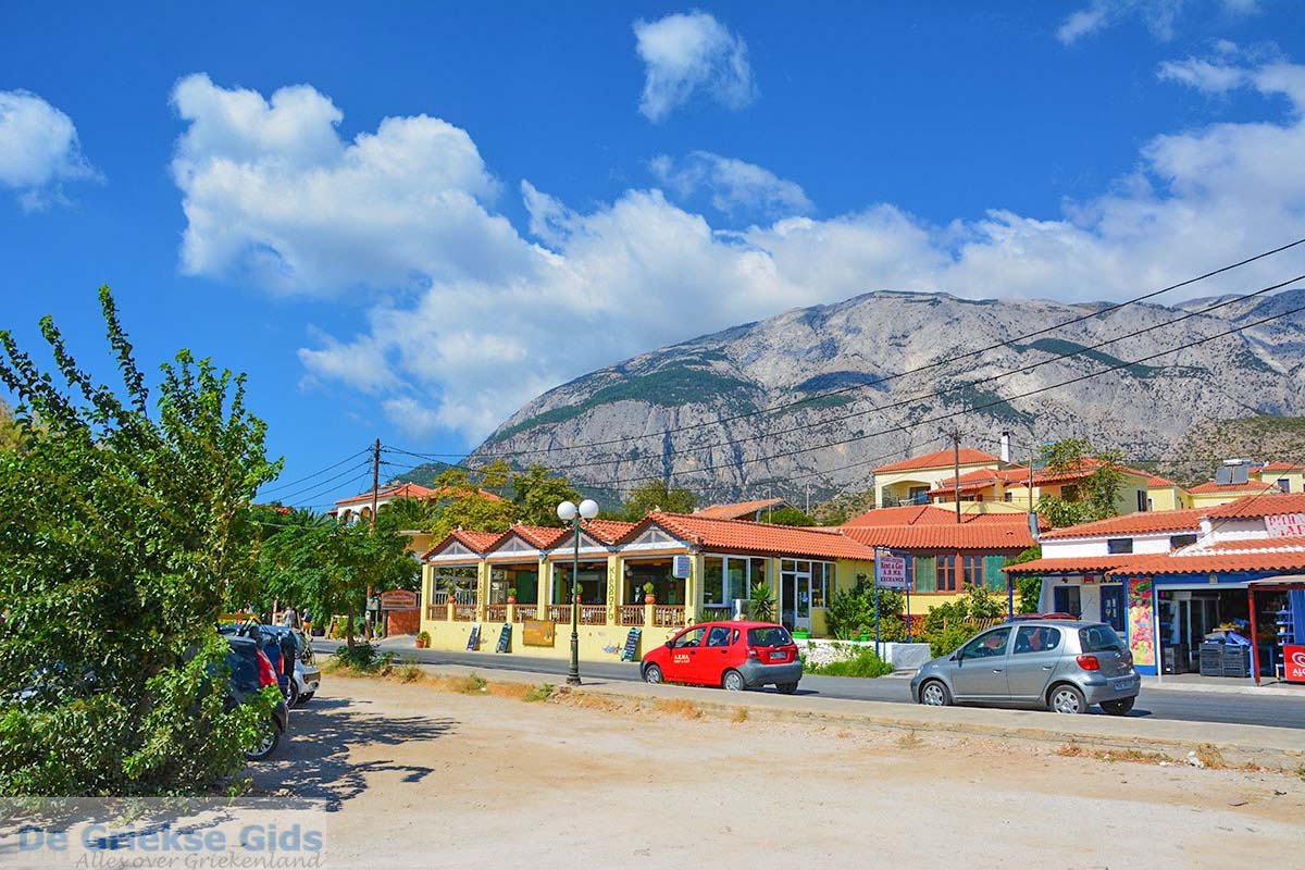 foto De standen Kampos Samos en Votsalakia Samos | Griekenland foto 24