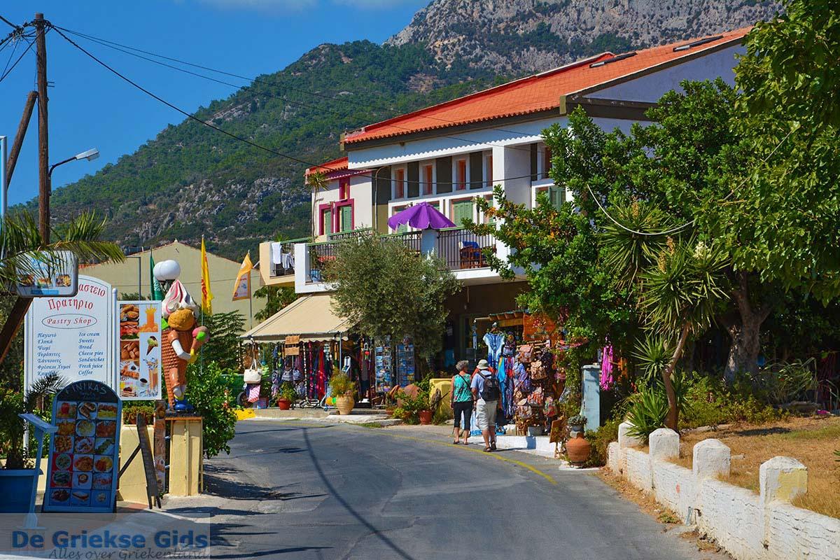 foto De standen Kampos Samos en Votsalakia Samos | Griekenland foto 31