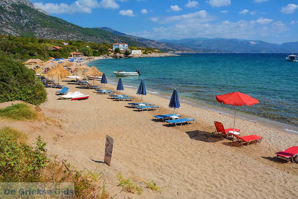 foto Psili Ammos Limnionas Samos | Griekenland | Foto 16