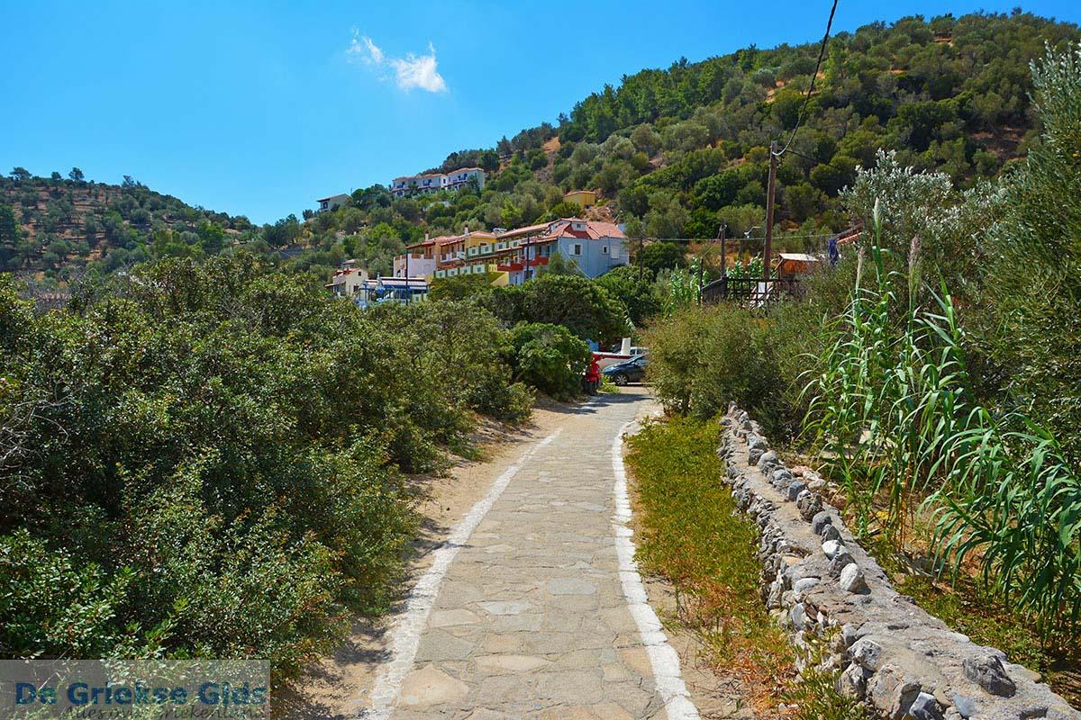 foto Psili Ammos Limnionas Samos   Griekenland   Foto 28