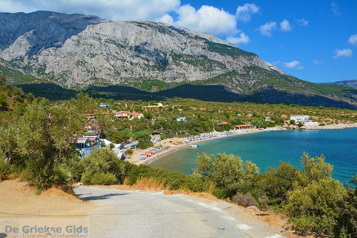 foto Psili Ammos Limnionas Samos   Griekenland   Foto 38