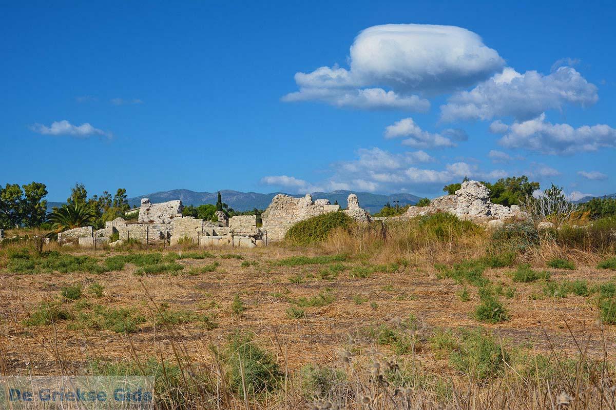 foto Opgravingen Pythagorion Samos - Potokaki Samos foto 1
