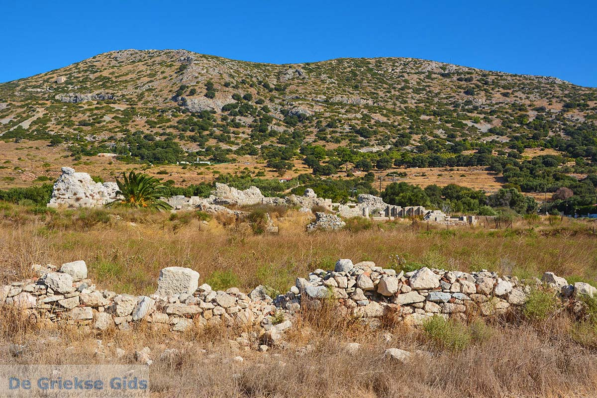 foto Opgravingen Pythagorion Samos - Potokaki Samos foto 2