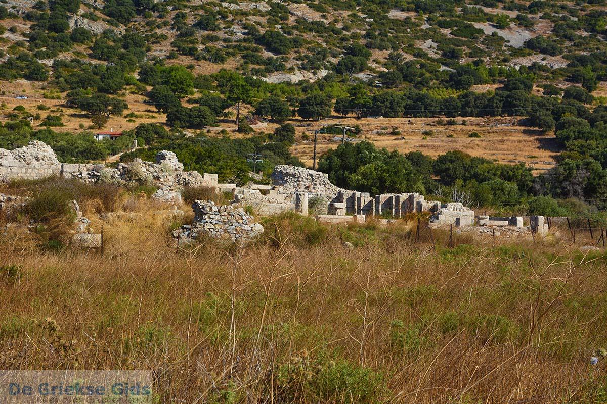 foto Opgravingen Pythagorion Samos - Potokaki Samos foto 3