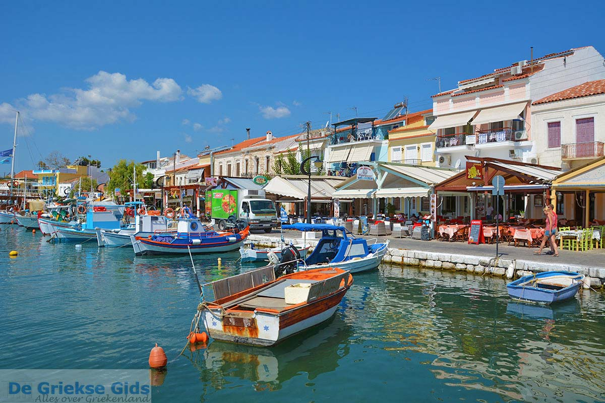 Pythagorion - Samos North-Eastern Aegean Islands  Holidays in Pythagorion