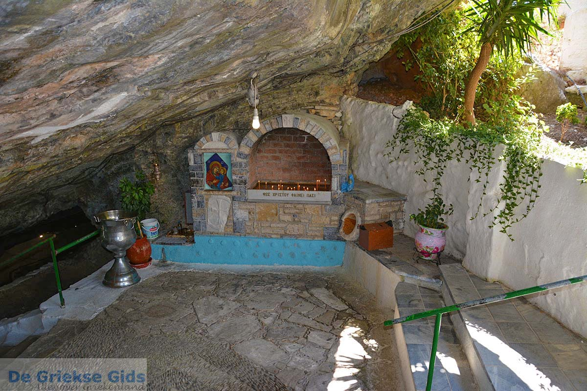 foto Panagia Spiliani Pythagorion Samos | Griekenland | Foto 00077