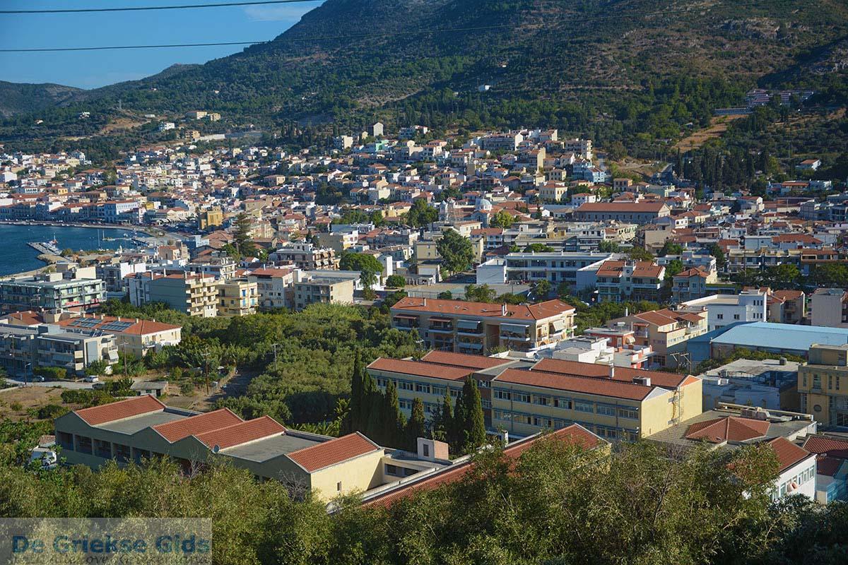 foto Samos stad   Vathy Samos   Griekenland foto 4