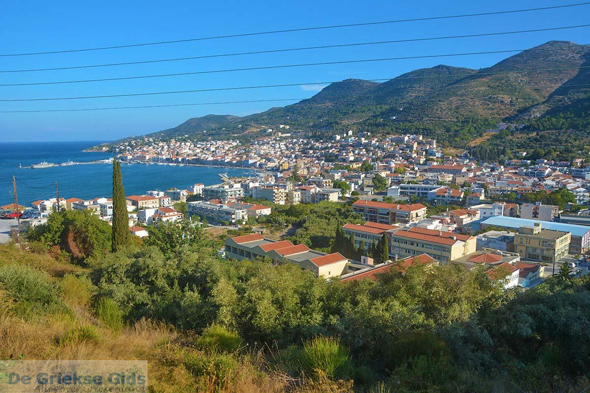 foto Samos stad   Vathy Samos   Griekenland foto 6