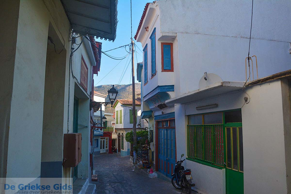foto Samos stad | Vathy Samos | Griekenland foto 16