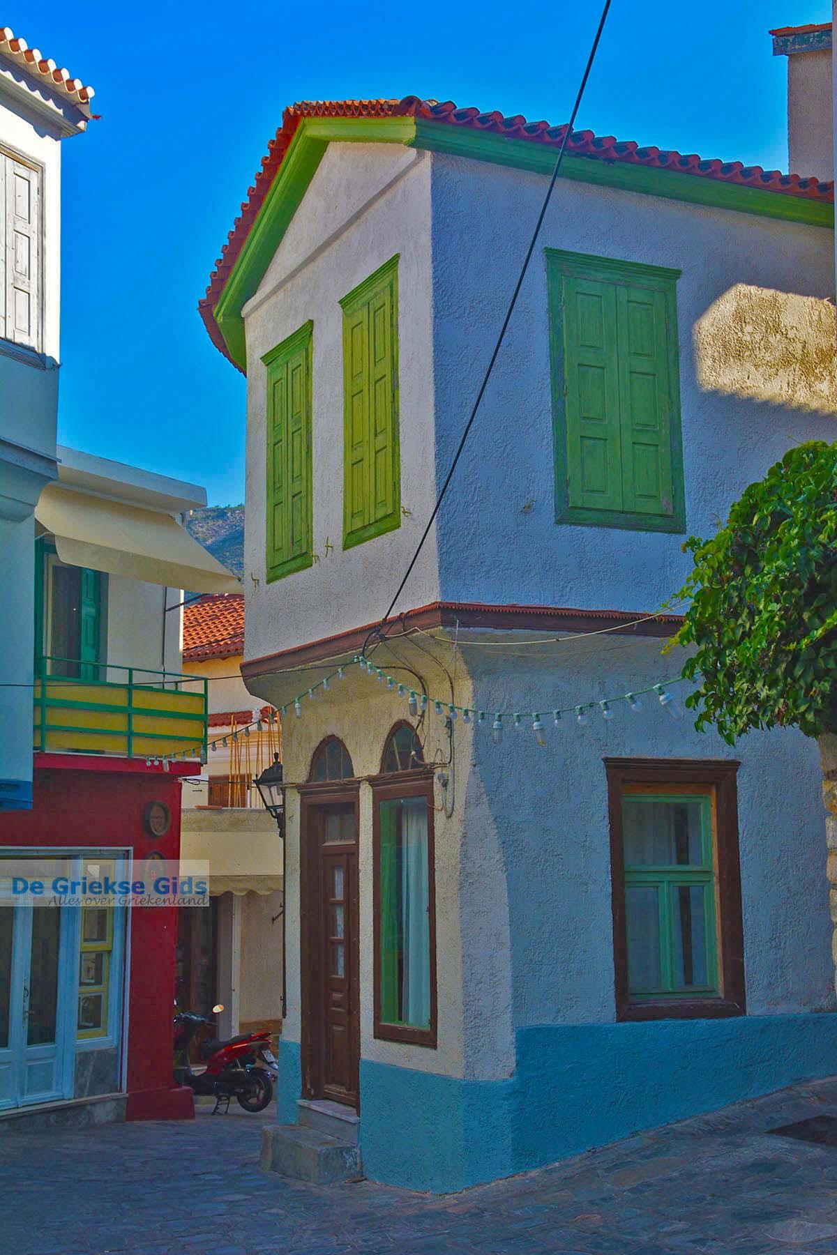 foto Samos stad | Vathy Samos | Griekenland foto 20
