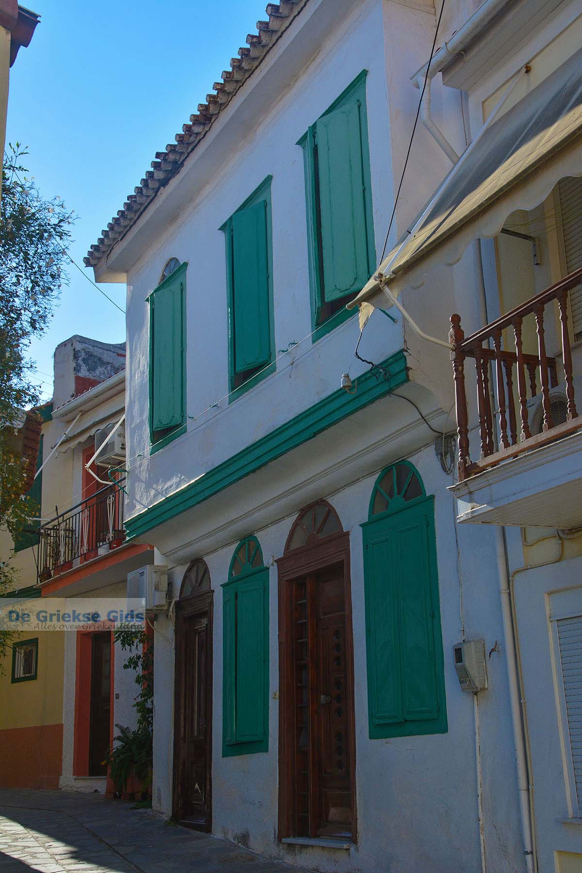 foto Samos stad | Vathy Samos | Griekenland foto 29