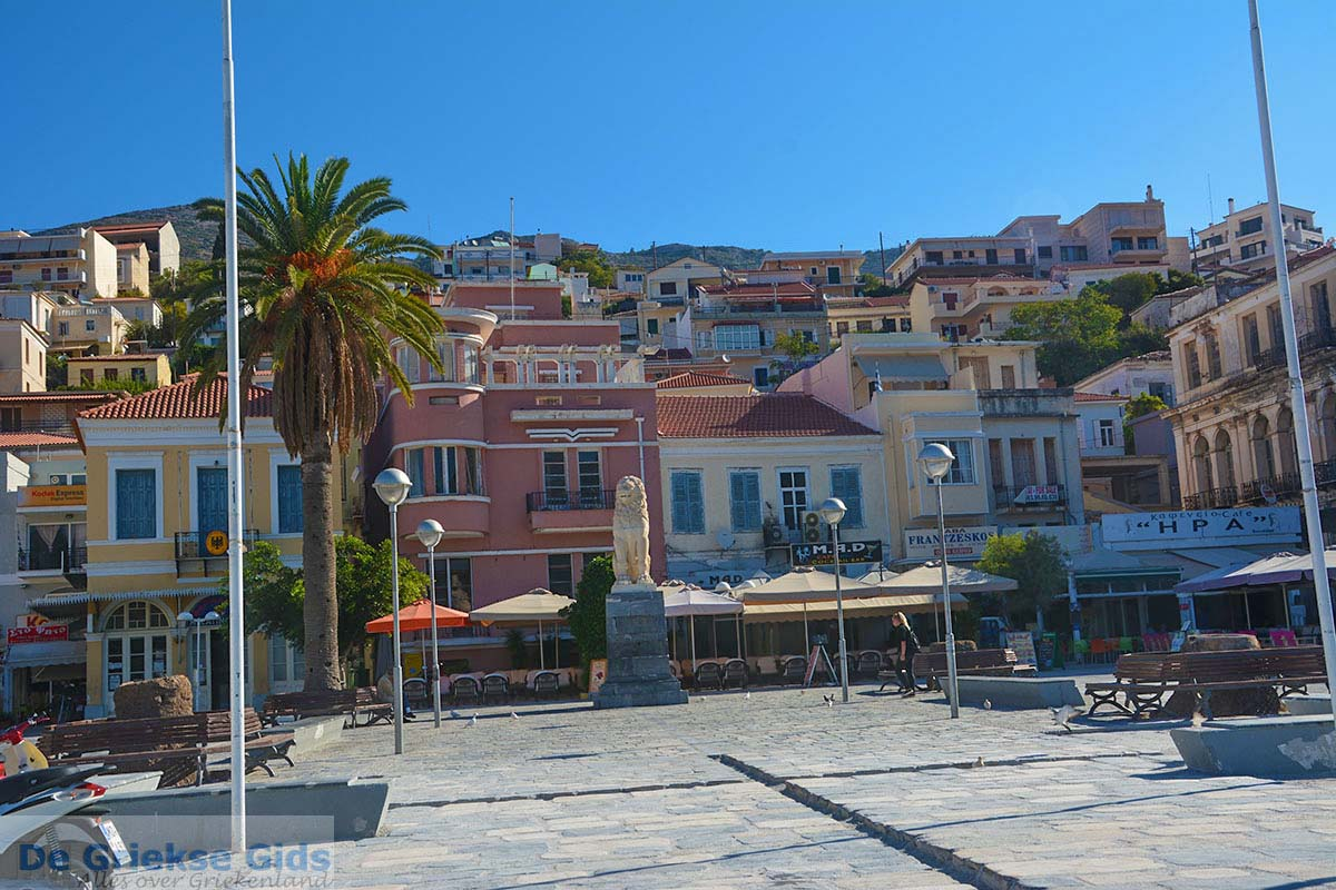 foto Samos stad | Vathy Samos | Griekenland foto 40