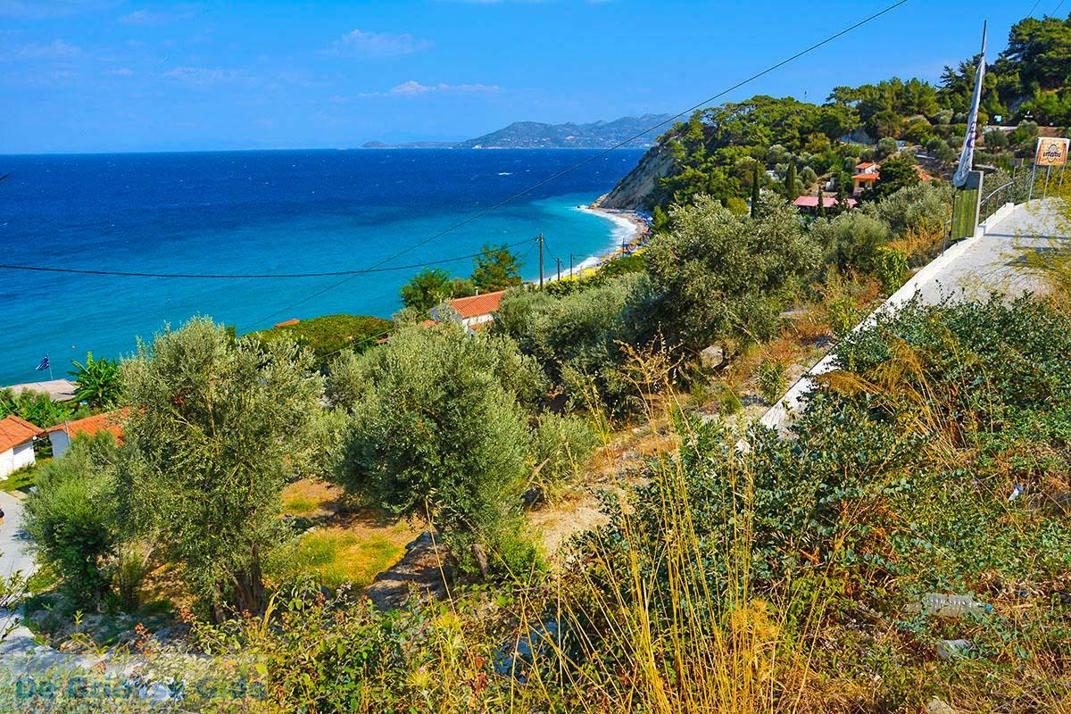 foto Strand Tsamadou Kokkari Samos | Griekenland foto 14