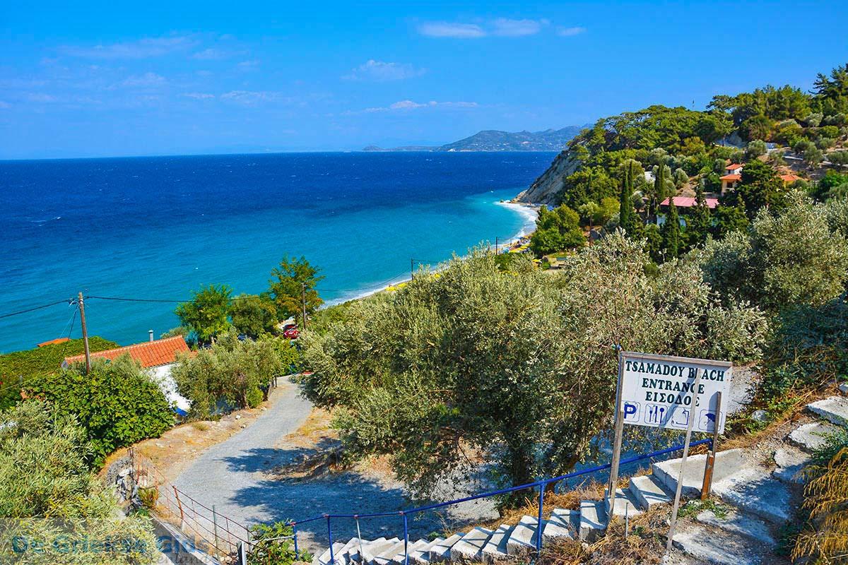 foto Strand Tsamadou Kokkari Samos | Griekenland foto 15