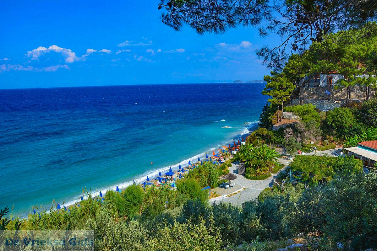 foto Strand Lemonakia Kokkari Samos   Lemonakia beach 0003