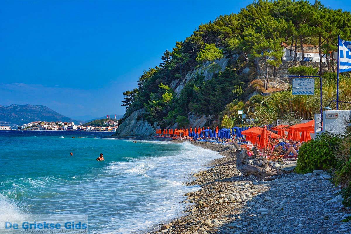 foto Strand Lemonakia Kokkari Samos | Lemonakia beach 0006
