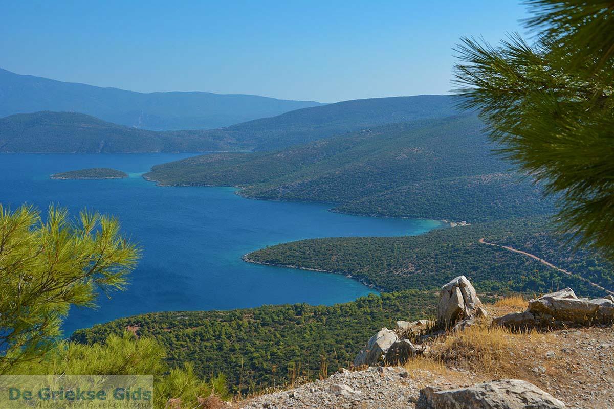 foto Baai Mourtia Samos | Griekenland | Foto 4