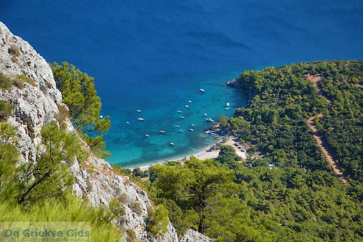 foto Baai Mourtia Samos | Griekenland | Foto 8