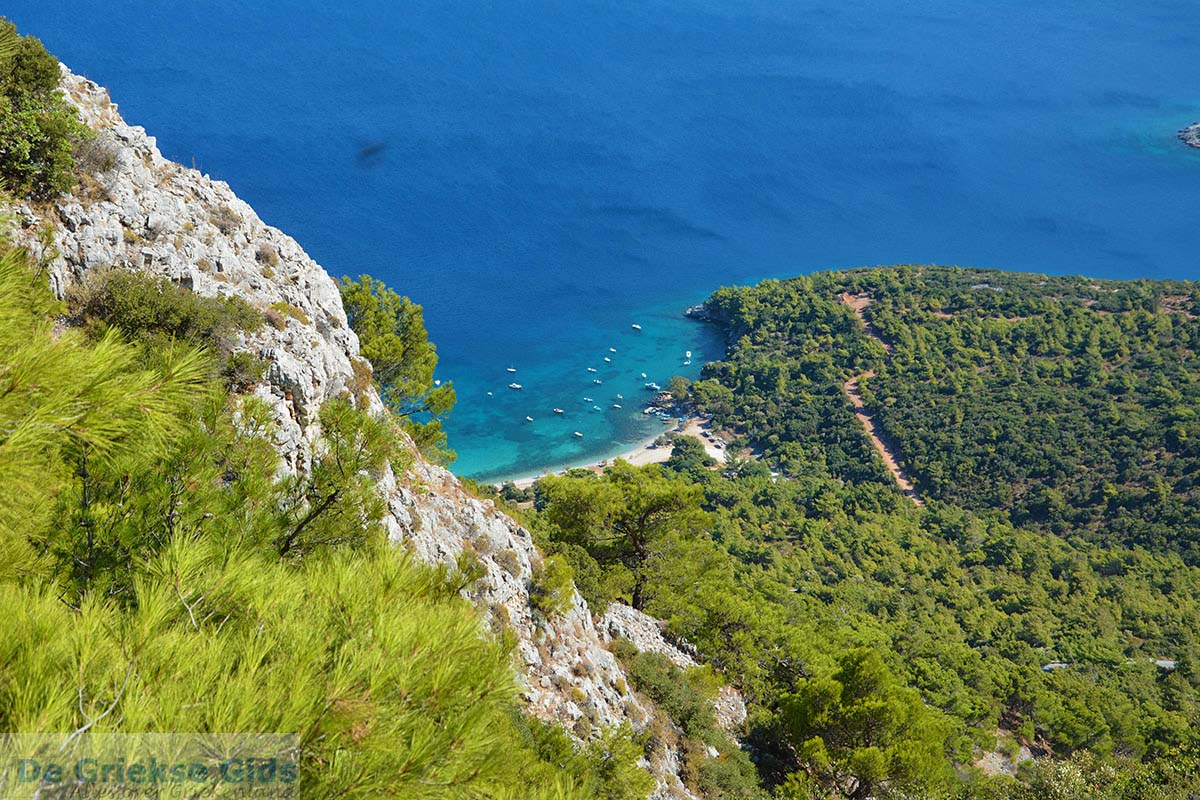foto Baai Mourtia Samos | Griekenland | Foto 9