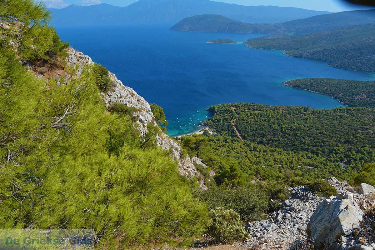 foto Baai Mourtia Samos | Griekenland | Foto 10
