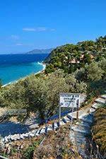 Strand Tsamadou Kokkari Samos   Griekenland foto 18 - Foto van De Griekse Gids