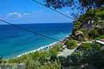 Strand Tsambou Kokkari Samos   Griekenland foto 0003 - Foto van De Griekse Gids