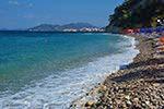 Strand Tsambou Kokkari Samos   Griekenland foto 0010 - Foto van De Griekse Gids