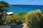 Strand Tsambou Kokkari Samos   Griekenland foto 0012 - Foto van De Griekse Gids