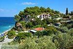 Strand Tsambou Kokkari Samos   Griekenland foto 0013 - Foto van De Griekse Gids