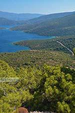 Baai Mourtia Samos   Griekenland   Foto 3 - Foto van De Griekse Gids