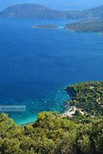Baai Mourtia Samos   Griekenland   Foto 18 - Foto van De Griekse Gids