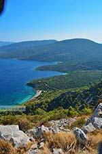 Baai Mourtia Samos   Griekenland   Foto 27 - Foto van De Griekse Gids